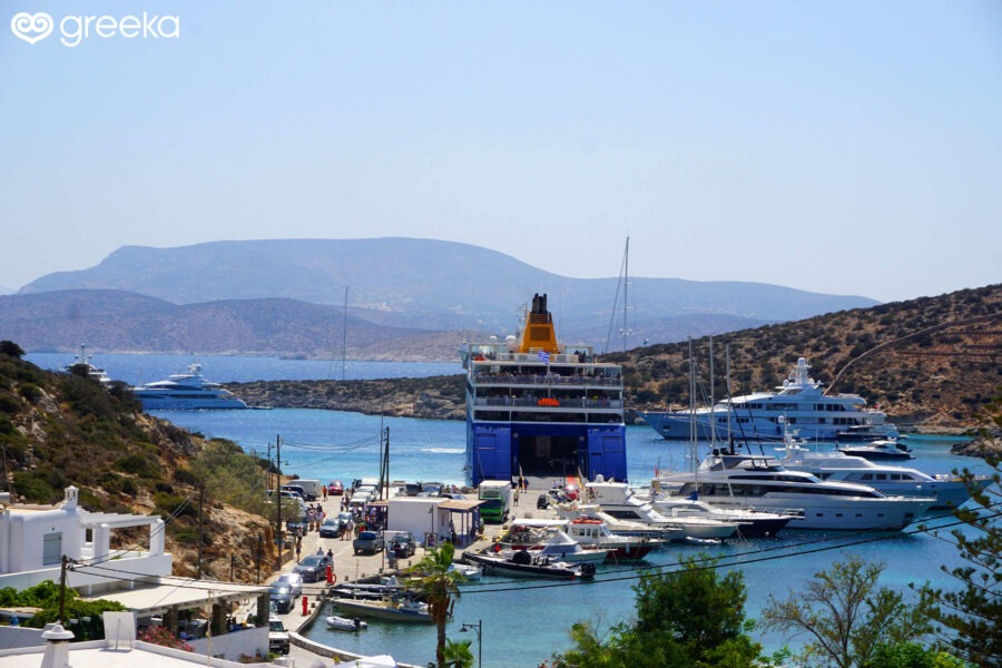 You are currently viewing Greek Ferries: A Practical Guide